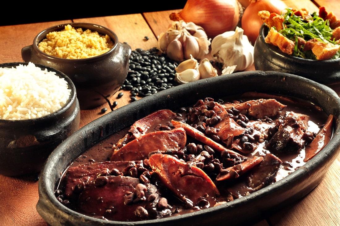 receita feijoada tradicional
